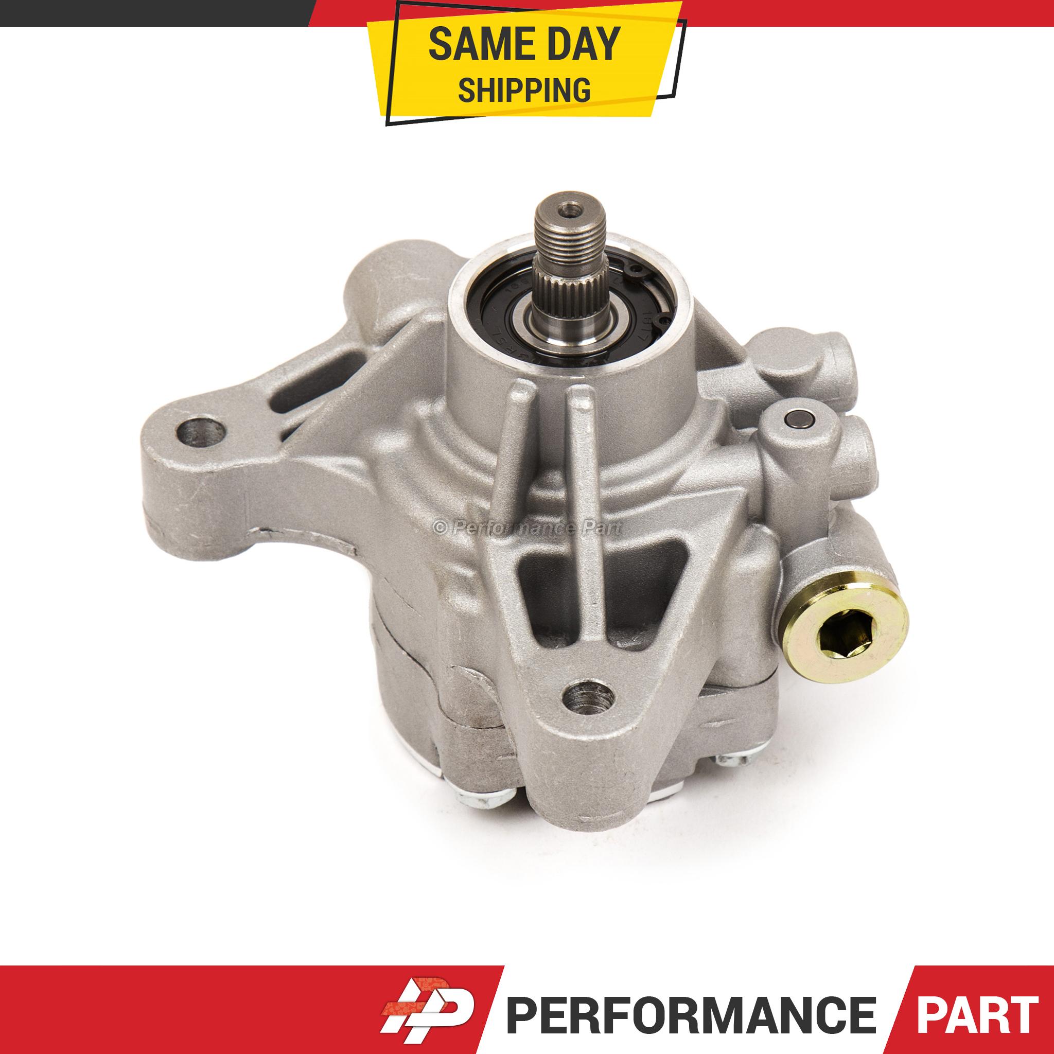 Power Steering Pump For 02-11 Honda CR-V Accord Acura RSX