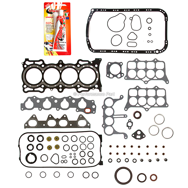 Fits 94-97 2.2L HONDA ACCORD F22B2 BEARINGS, RINGS