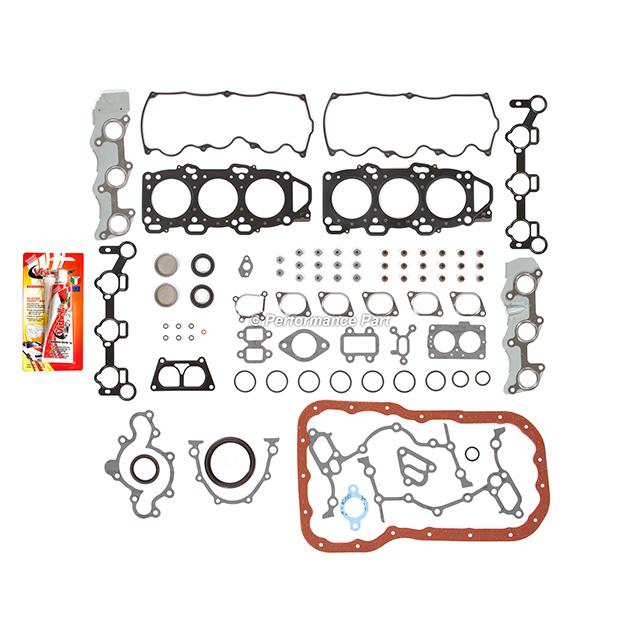 Intake Manifold Gasket Set Fits 88-98 Mazda 929 MPV 3.0L V6 SOHC 18v