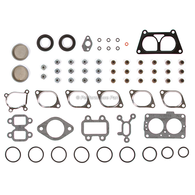 full gasket set for mazda 929 mpv je v6 3 0l sohc 18