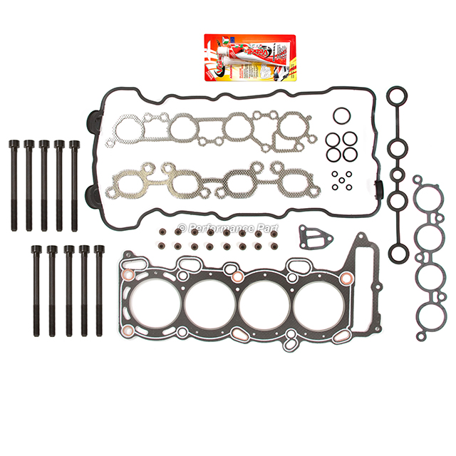 Head Gasket Bolts Set For 94-99 Nissan 200SX Sentra