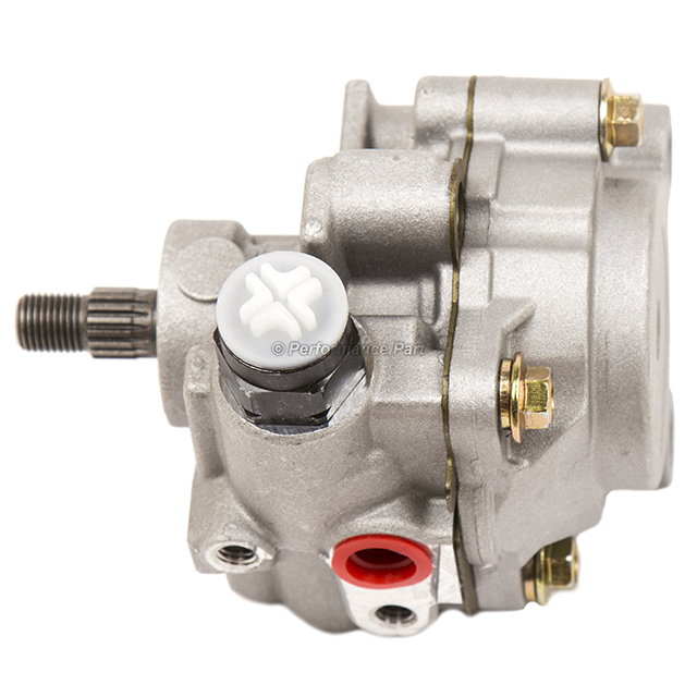 Sp on Toyota Corolla Power Steering Pump Replacement