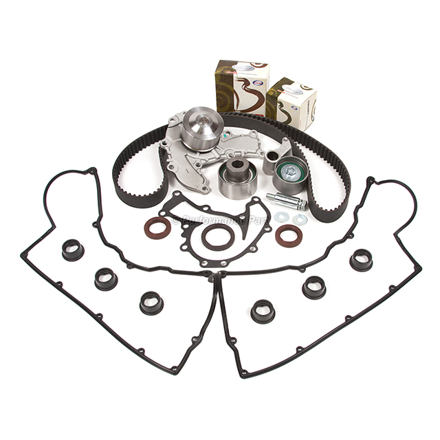 Timing Belt Water Pump Kit Valve Cover Acura Honda Isuzu Rodeo