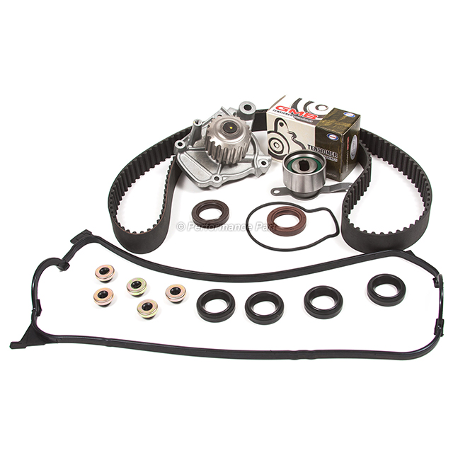 TBK Timing Belt Kit Replacement For Honda Civic EX 1.6 1992 to 1995