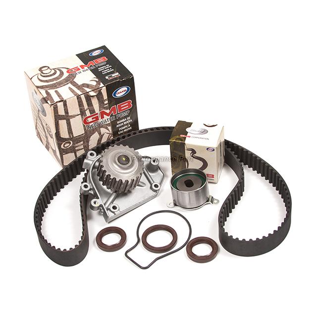 Fit 92-95 Acura Integra Honda De Sol Timing Belt AISIN Pump Valve Cover Kit