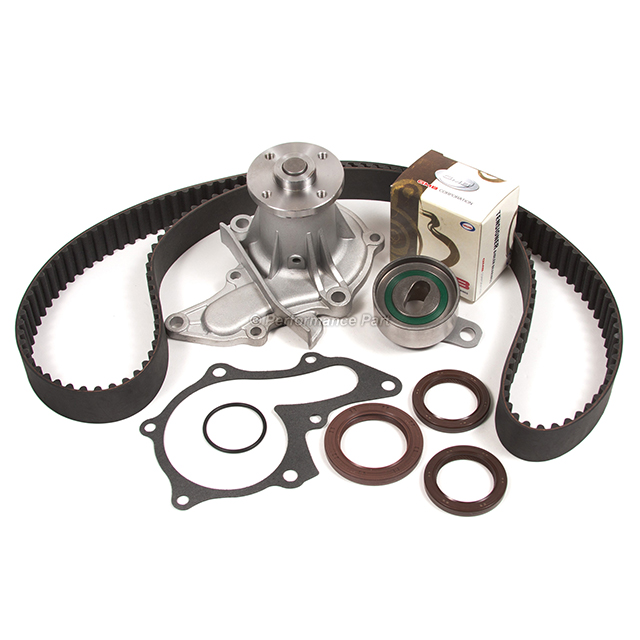 Timing Belt Water Pump Kit Fits 93-97 Toyota Corolla GEO Prizm 1.6L DOHC 4AFE