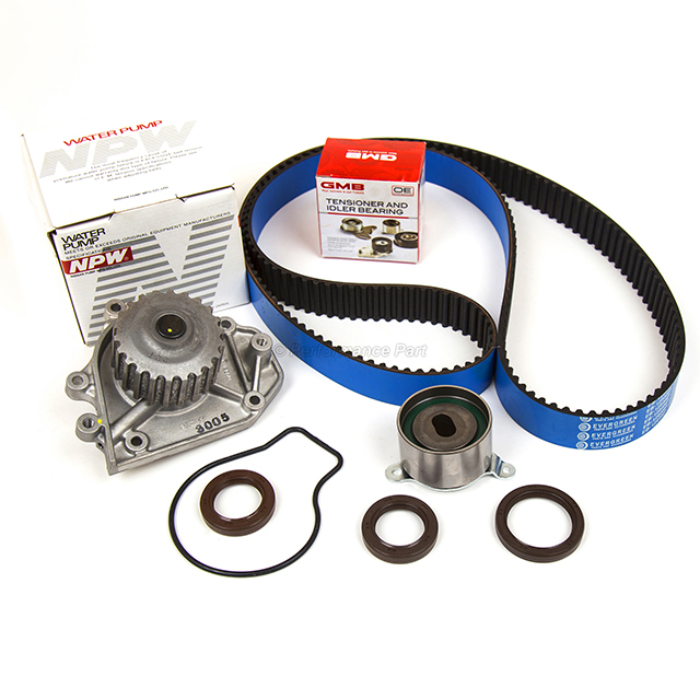 Timing Belt Kit Water Pump For 92-01 Acura Integra GSR
