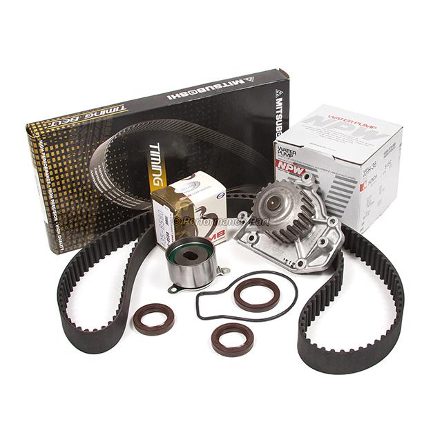 Timing Belt Kit Water Pump For 92-01 Acura Integra GSR