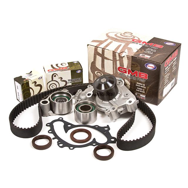 Timing Belt Kit for 01-10 Toyota Highlander Sienna Lexus ES330 1MZFE 3MZFE