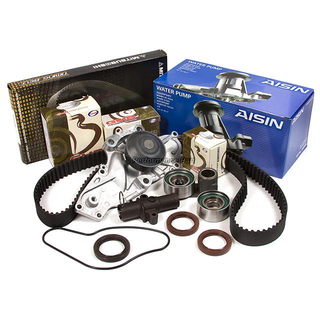 Timing Belt Tensioner Kit AISIN Water Pump For Honda