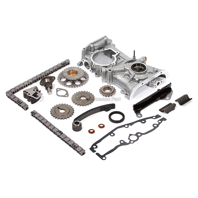 Details About Timing Chain Kit Oil Pump For 91 99 Nissan 200SX NX1600 Sentra 1 6L GA16DE DOHC