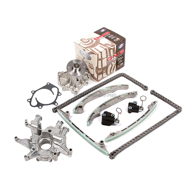 Details about Timing Chain Kit Water Oil Pump for Infiniti Nissan  Pathfinder Titan VK56DE