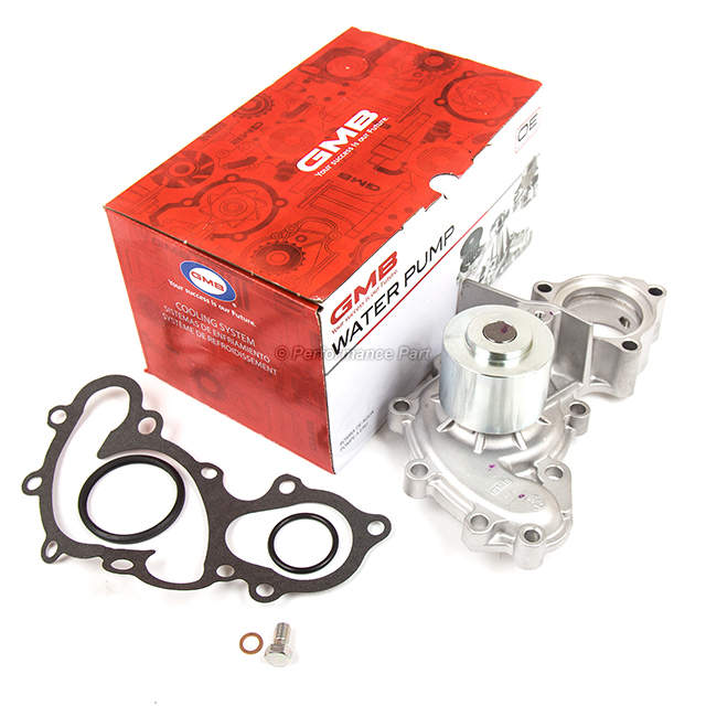 Toyota Camry Timing Belt Replacement: 92-93 Toyota Camry 3.0 L 3VZ-FE Timing Belt Water Pump