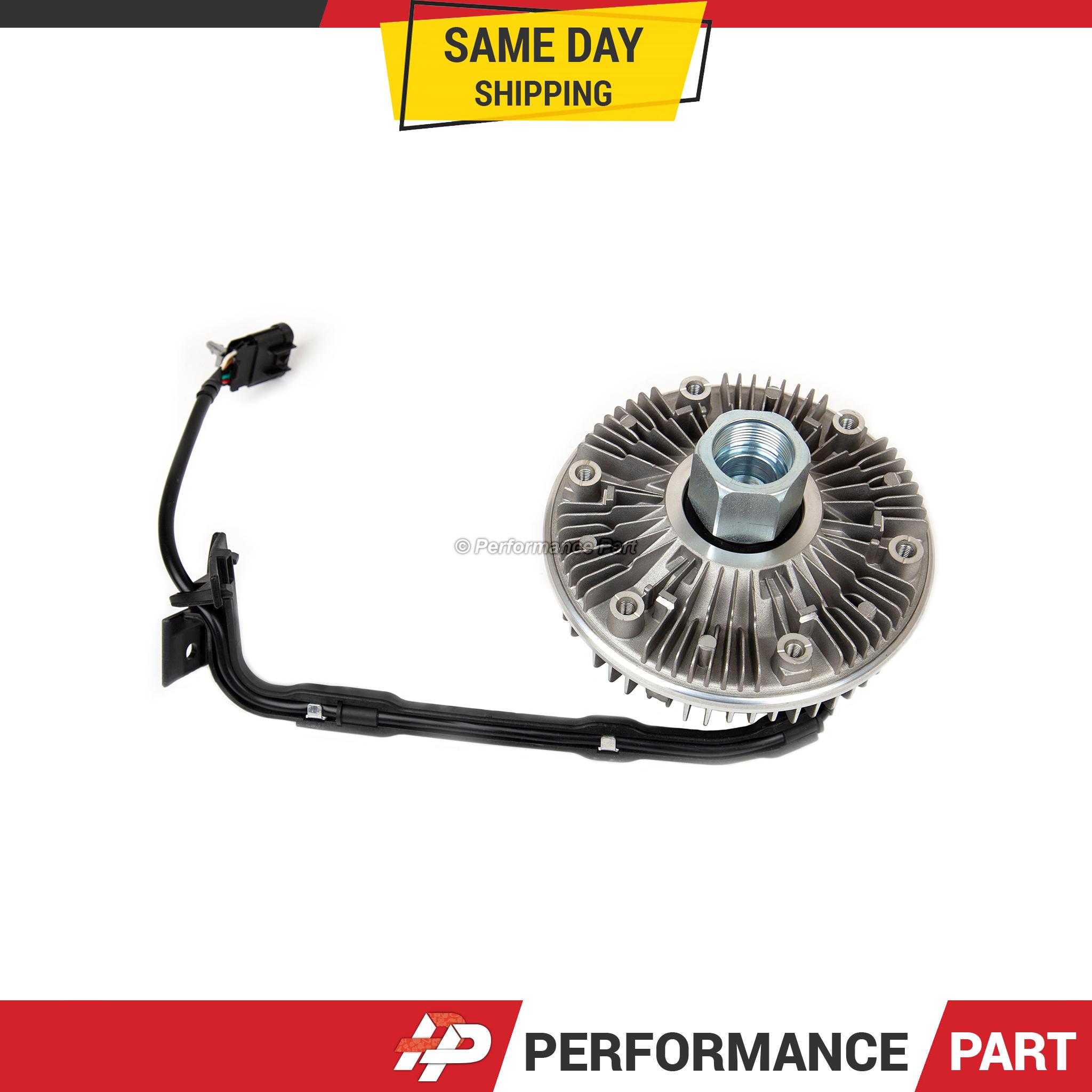 Electric Cooling Fan Clutch Fits 10-16 GMC Savana Express ...